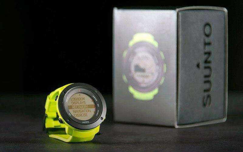 Часы Suunto Ambit3 Vertical