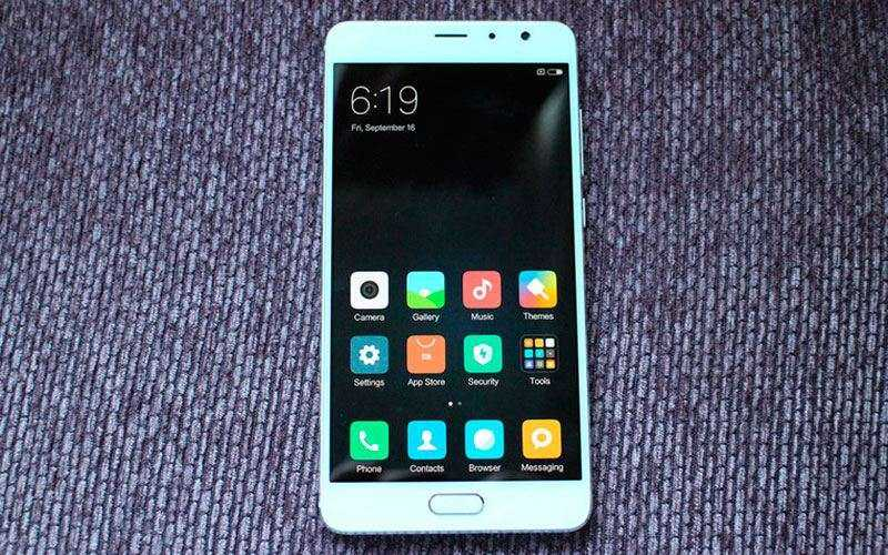 Xiaomi Redmi Pro обзор