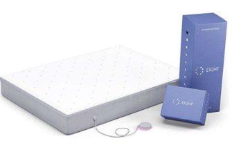 Умный смарт-матрас «Eight Sleep» поможет Вам лучше спать по ночам