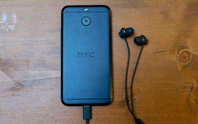 звук в HTC 10 Evo
