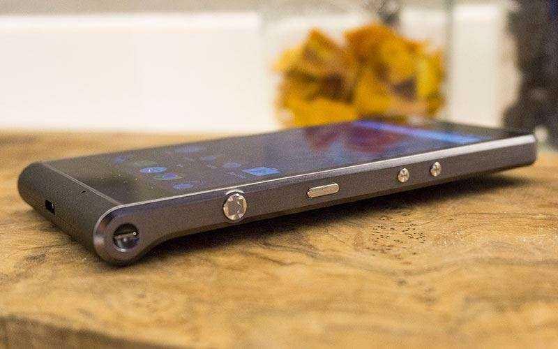 смартфон Kodak Ektra