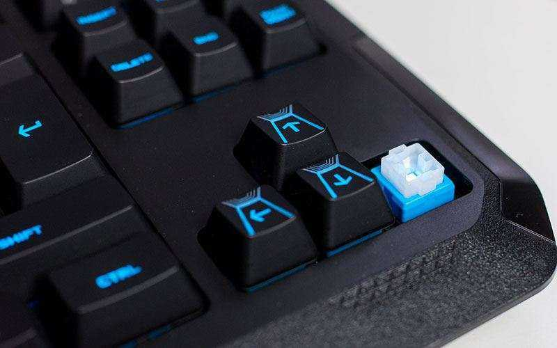 тест Logitech G410 Atlas Spectrum