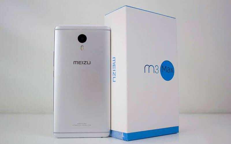 Смартфон Meizu M3 Max - Отзывы