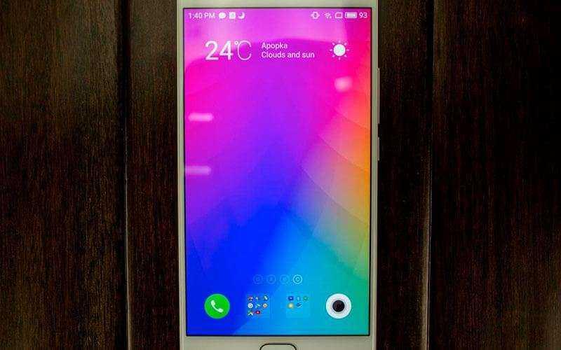 экран Meizu M3 Max