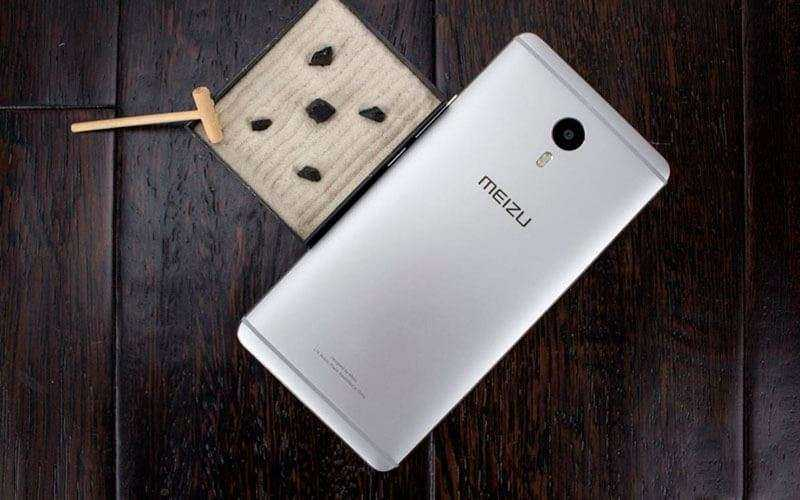новый Meizu M3 Max