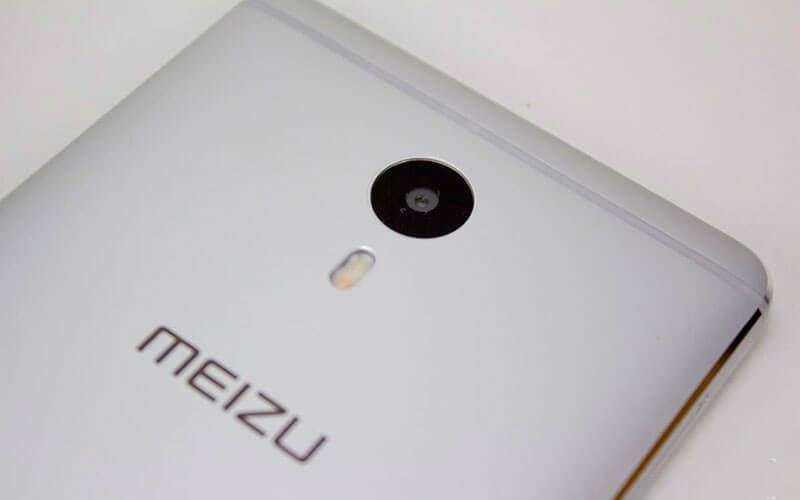 камера Meizu M3 Max