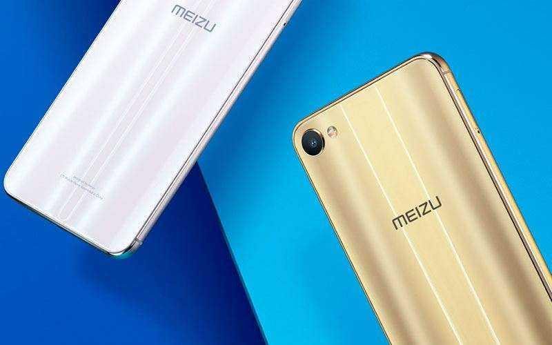 Новый смартфон Meizu M3X