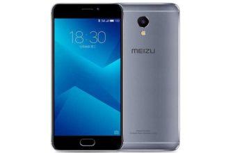 Meizu M5 Note официально представлен с мощными характеристиками