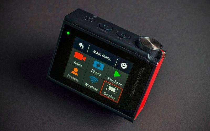 Экшн-камера Garmin Virb Ultra 30 - Отзывы