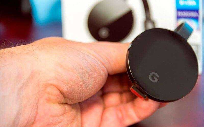 Google Chromecast Ultra - Отзывы