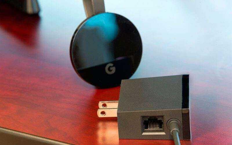 тест Google Chromecast Ultra