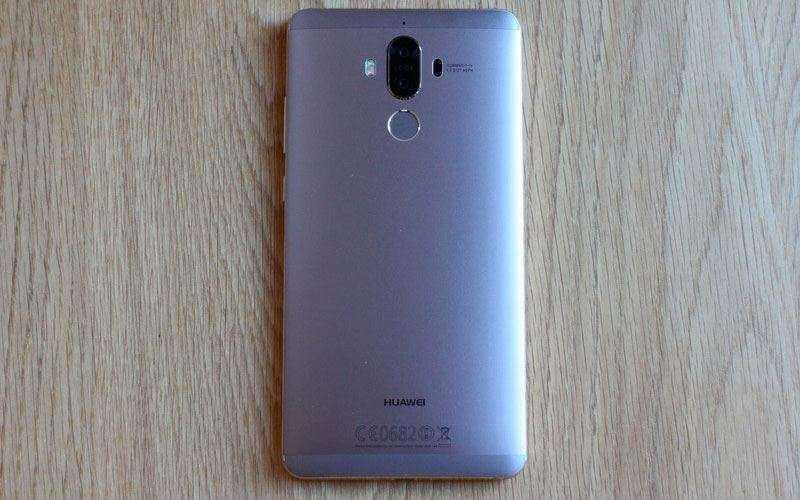 Смартфон Huawei Mate 9 – Обзор