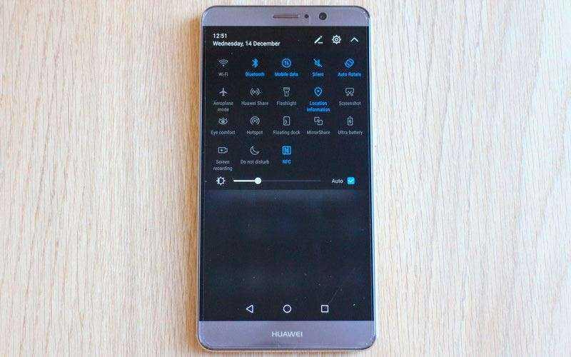 Huawei Mate 9 отзывы