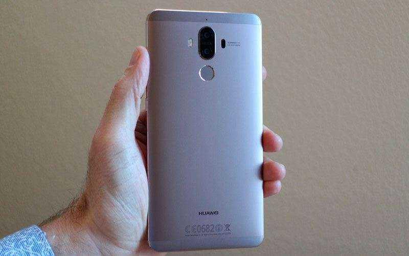 Huawei Mate 9 камера