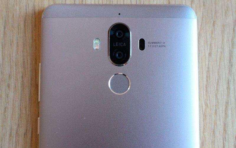 камера Huawei Mate 9