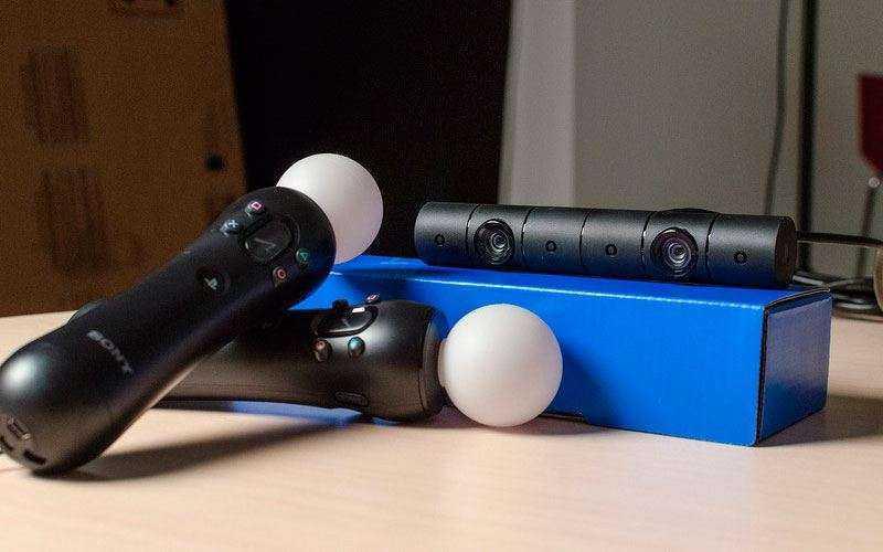 PlayStation VR аксессуары