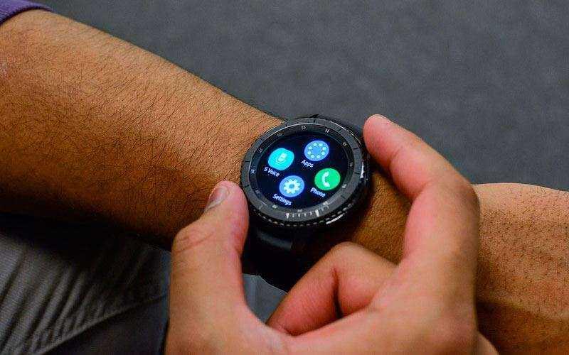 Samsung Gear S3 – Обзор