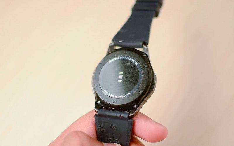 тест Samsung Gear S3
