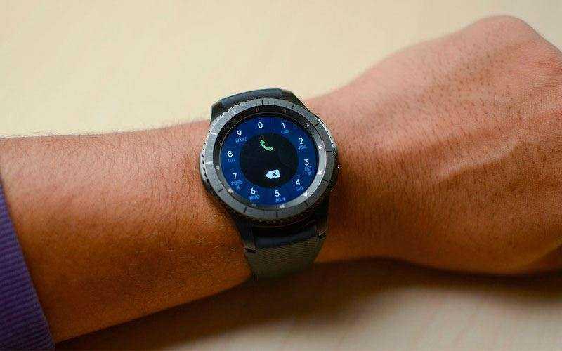 часы Samsung Gear S3