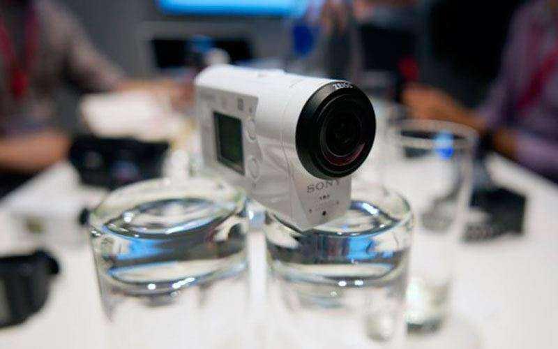 Экшн-камера Sony FDR-X3000R – Отзывы
