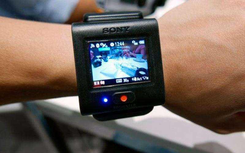 пульт Sony FDR-X3000R