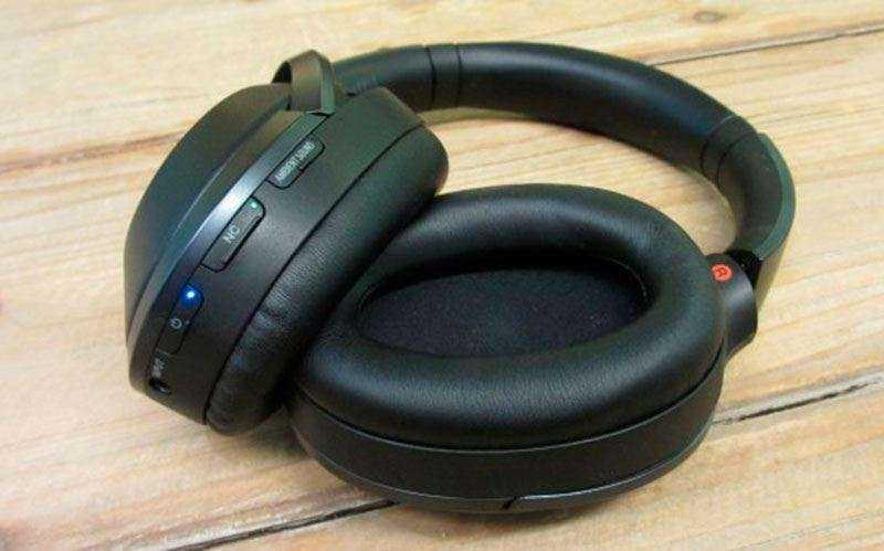 Наушники Sony MDR-1000X