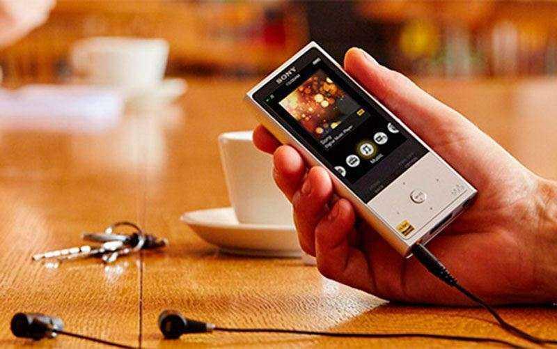 Sony NW-ZX100 – Обзор Hi-Res-плеера
