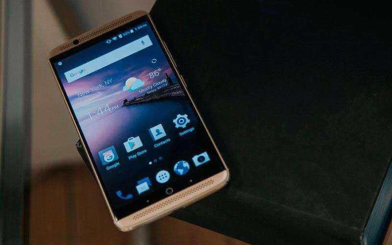 ZTE Axon 7 – Обзор смартфона