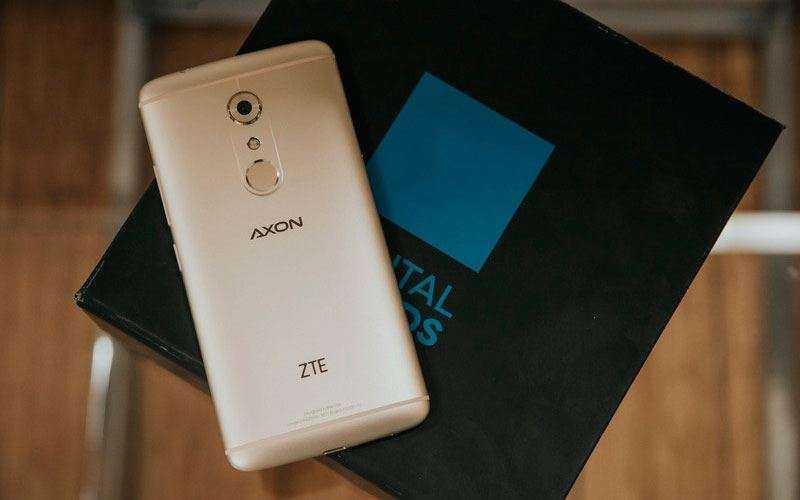 Новый смартфон ZTE Axon 7 - Отзывы