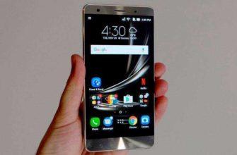 Обзор Asus Zenfone 3 Deluxe - Мощный, но дорогого смартфон