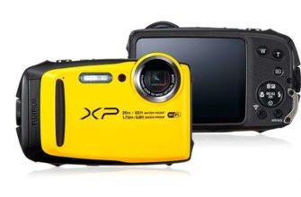 Камера Fujifilm XP120 может нырять ещё глубже и снимать ещё ярче