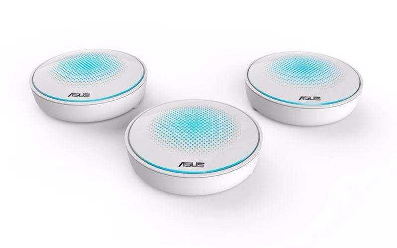 Беспроводное сетевое устройство Asus HiveSpot и Asus HiveDot