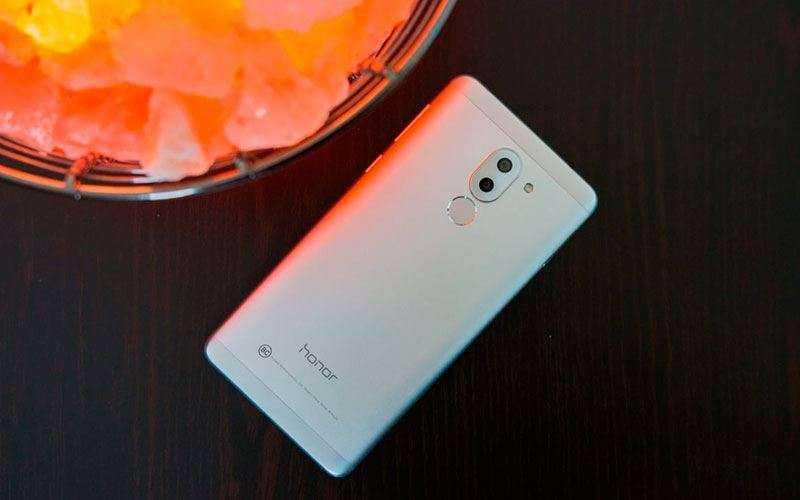 Honor 6X бюджетный смартфон