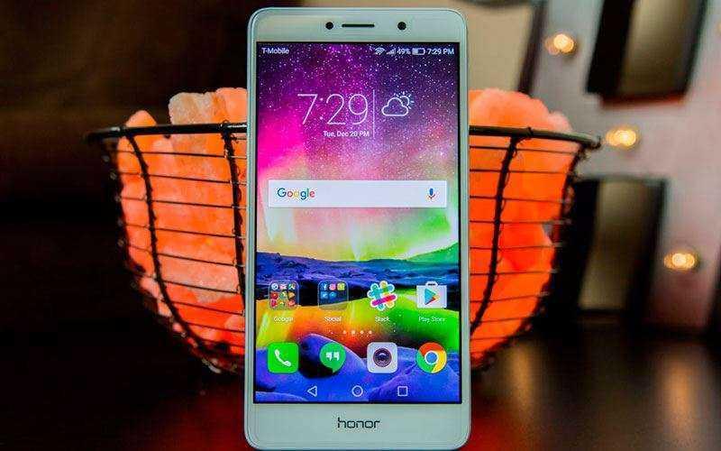 экран Honor 6X