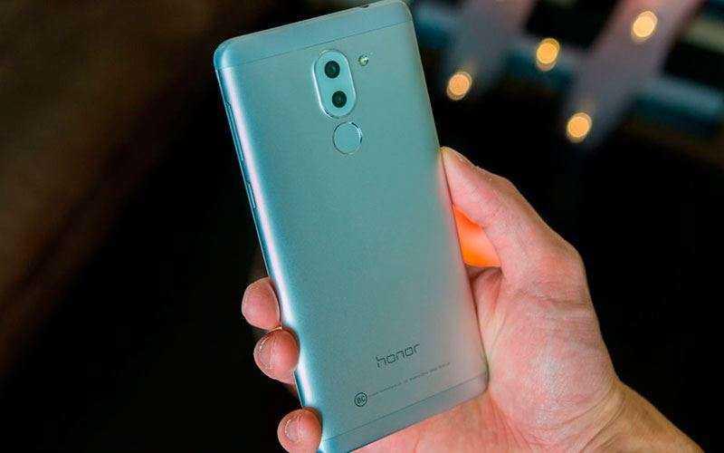 Honor 6X - Новый бюджетный смартфон