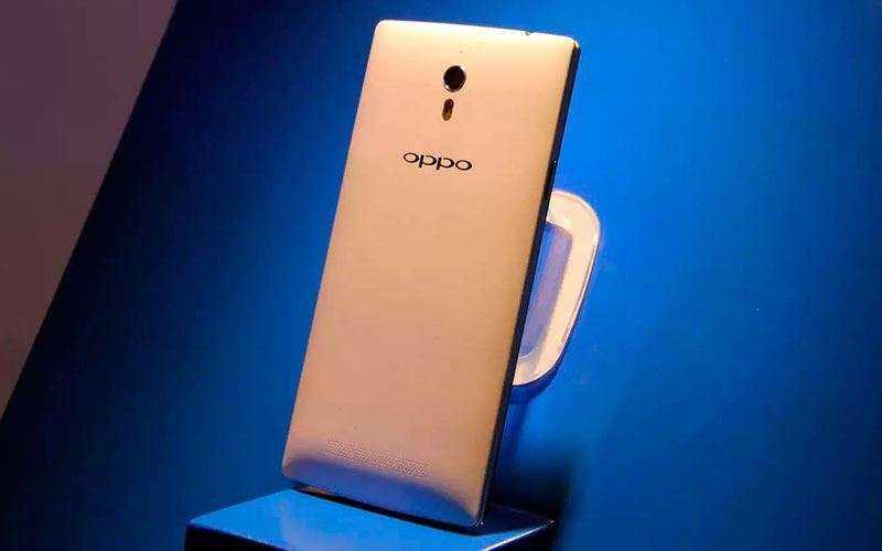 Новый смартфон Oppo Find 9