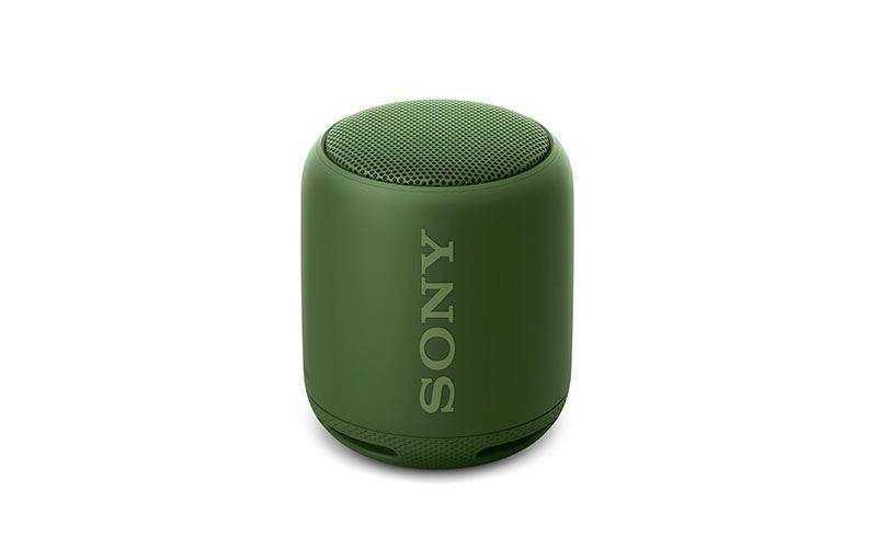 Новые беспроводные колонки Sony Extra Bass
