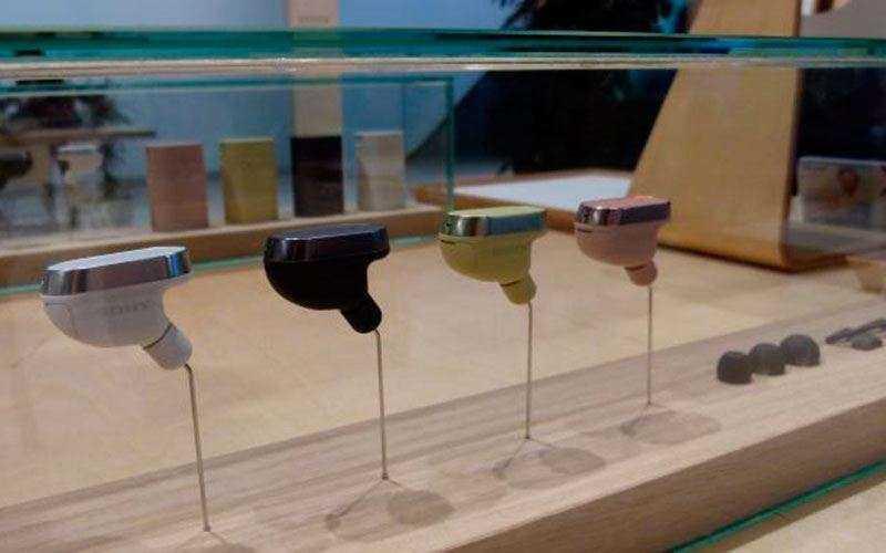 Телефонная гарнитура Sony Xperia Ear