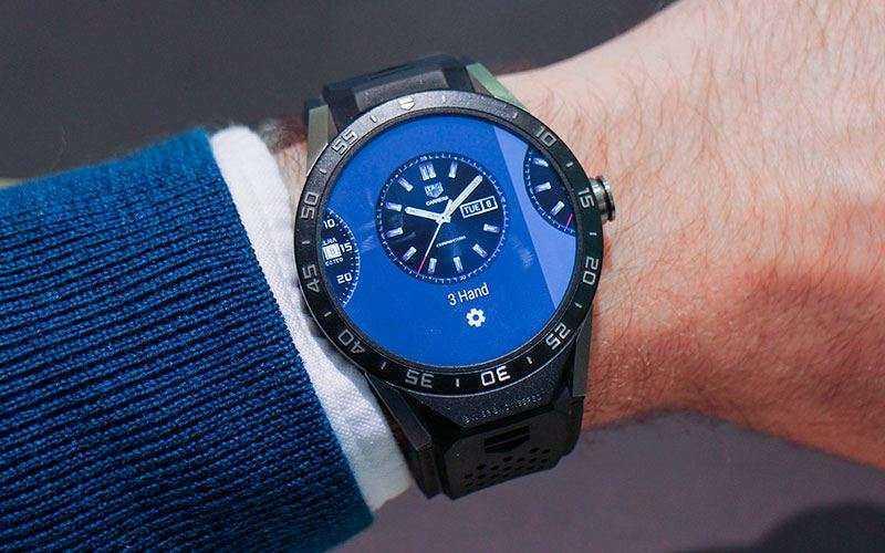 Tag Heuer запустит новые роскошные смарт-часы