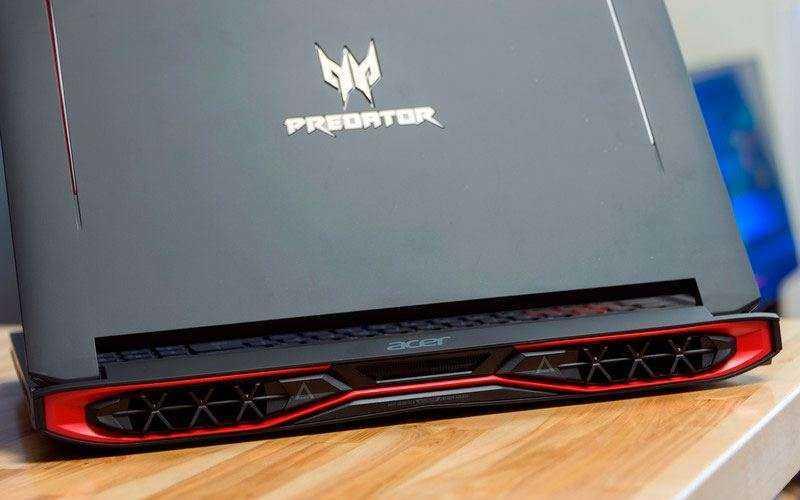 Acer Predator 15 – Обзор ноутбука