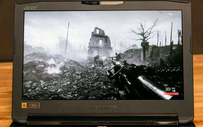 ноутбук Acer Predator 15