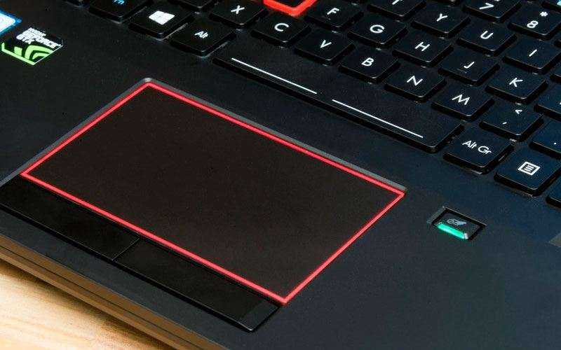 тачпад Acer Predator 15