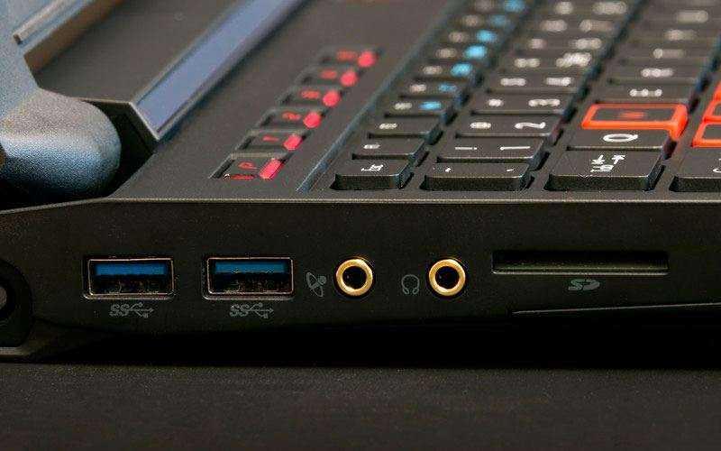 тестирование Acer Predator 15
