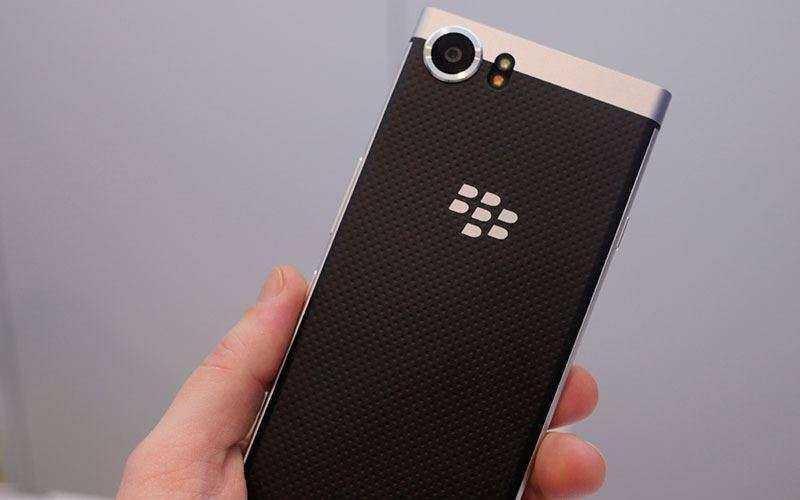 Новый смартфон BlackBerry Mercury