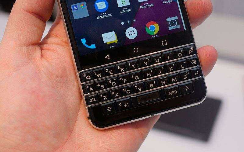 тсмартфон BlackBerry Mercury