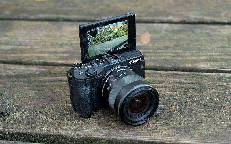 Canon EOS M3 – Обзор