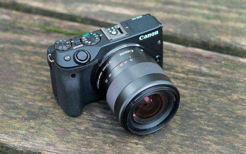 Фотокамера Canon EOS M3 – Отзывы