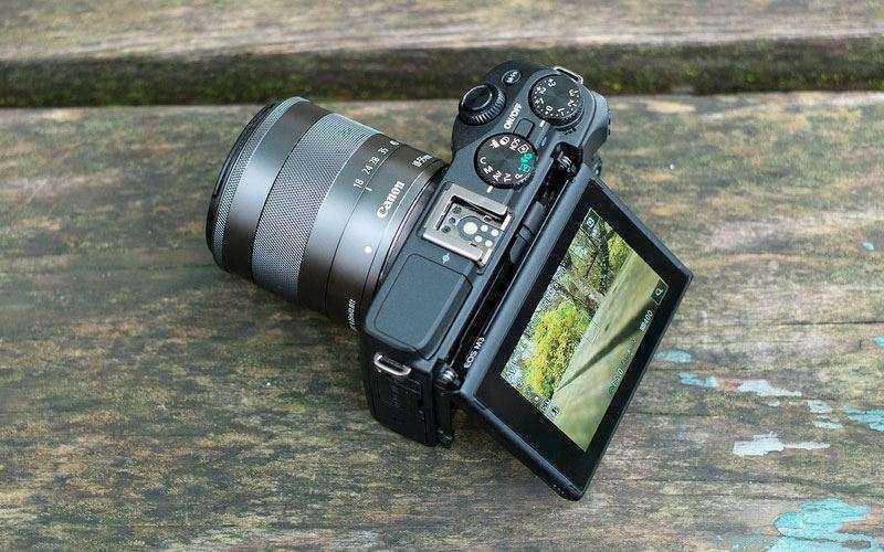 Характеристики Canon EOS M3