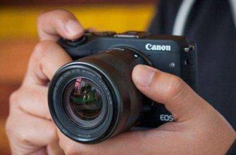 Обзор Canon EOS M3 – Компактная фотокамера отличного качества