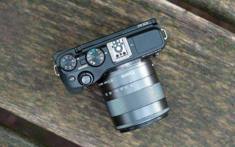 Canon EOS M3 настройка